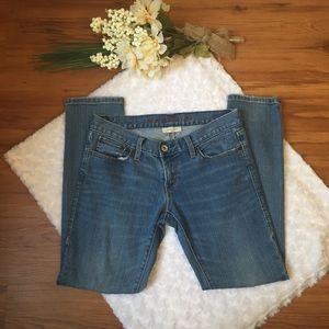 Levi's Ultra Low Skinny Jeans 521 size 28